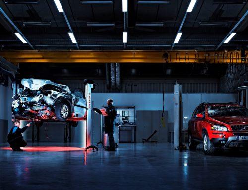 Polstoročie v službách bezpečnosti: Tím spoločnosti Volvo Cars pre výskum dopravných nehôd oslavuje 50 rokov